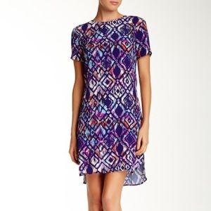 WAYF • Aztec Print Dress